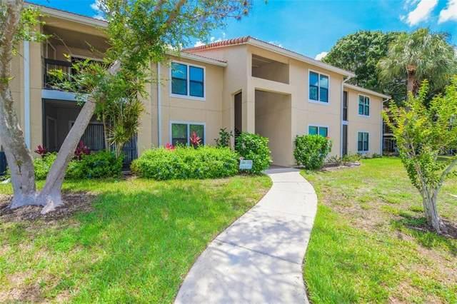 4045 Crockers Lake Boulevard #27, Sarasota, FL 34238 (MLS #A4469004) :: Team Pepka