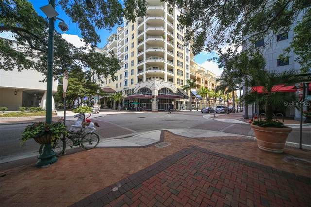100 Central Avenue B408, Sarasota, FL 34236 (MLS #A4469197) :: Team Buky