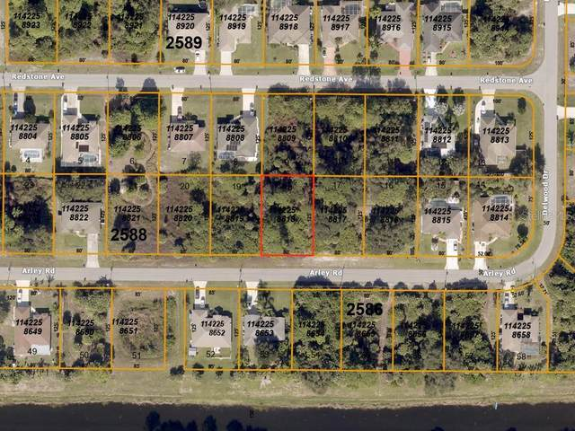 Arley Road, North Port, FL 34288 (MLS #A4469207) :: Griffin Group