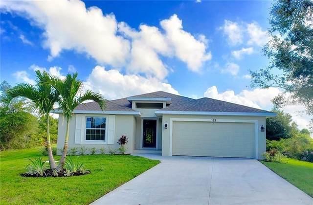 197 Spring Drive, Rotonda West, FL 33947 (MLS #A4469518) :: The BRC Group, LLC