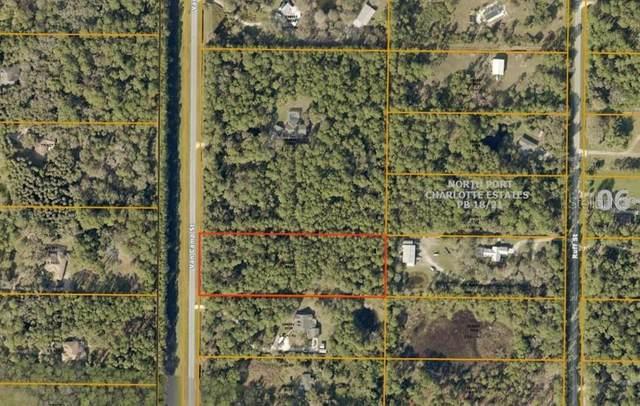 Van Camp Street, North Port, FL 34291 (MLS #A4469690) :: EXIT King Realty
