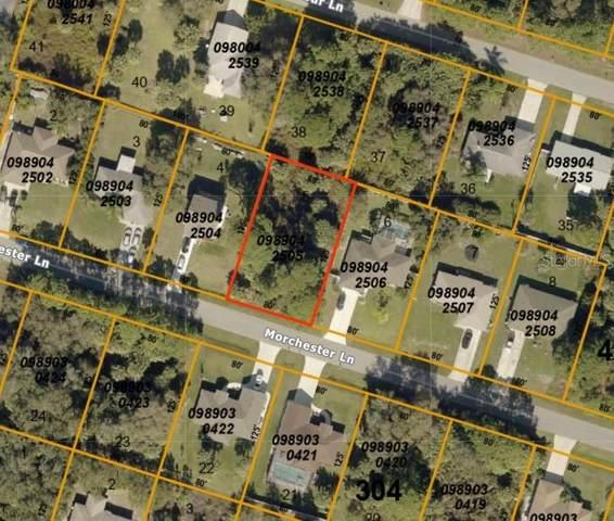 Morchester Lane, North Port, FL 34286 (MLS #A4469694) :: Cartwright Realty