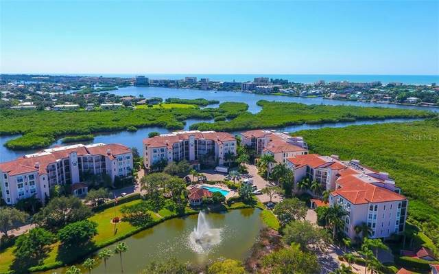 5440 Eagles Point Circle #401, Sarasota, FL 34231 (MLS #A4469777) :: McConnell and Associates