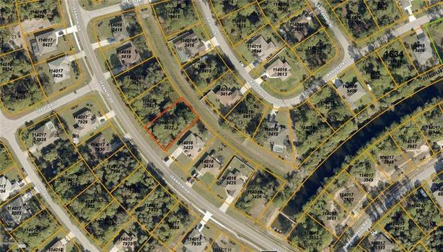 Jeannin Drive, North Port, FL 34288 (MLS #A4469800) :: Heckler Realty