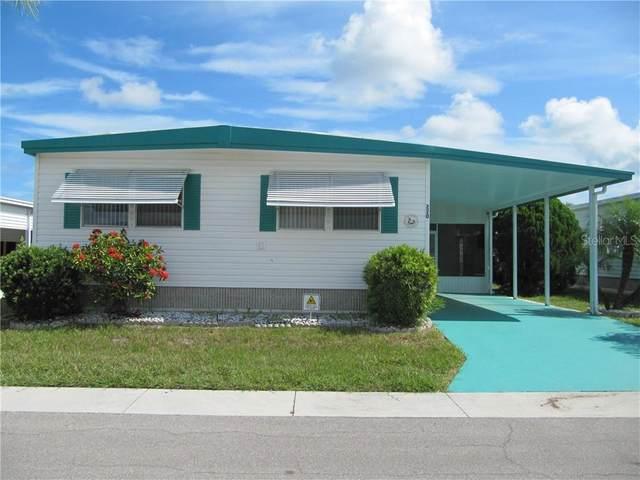 5619 Bayshore Road #220, Palmetto, FL 34221 (MLS #A4469805) :: CENTURY 21 OneBlue