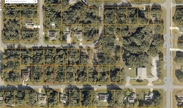 New London Street, North Port, FL 34288 (MLS #A4469871) :: Realty One Group Skyline / The Rose Team