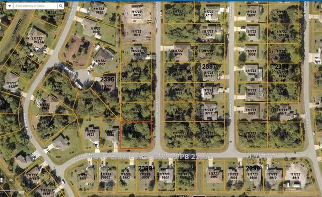 Pierpoint Street, North Port, FL 34288 (MLS #A4469877) :: Team Bohannon Keller Williams, Tampa Properties