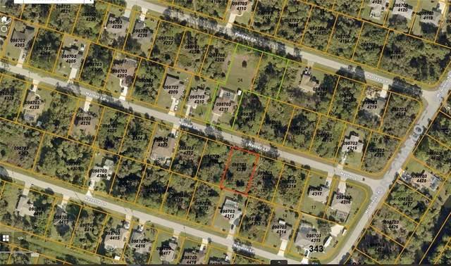 Mather Lane, North Port, FL 34286 (MLS #A4469888) :: Team Bohannon Keller Williams, Tampa Properties
