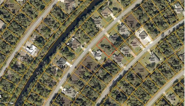 Lot 24 Kennett Street, North Port, FL 34288 (MLS #A4469898) :: Griffin Group