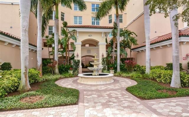 401 N N Point Road #302, Osprey, FL 34229 (MLS #A4469899) :: Your Florida House Team