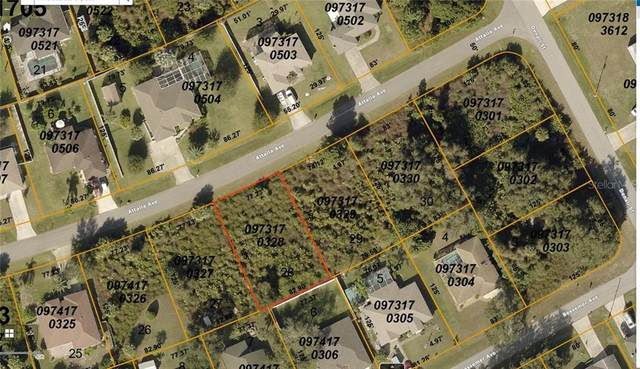 Attalla Avenue, North Port, FL 34287 (MLS #A4469905) :: Florida Real Estate Sellers at Keller Williams Realty