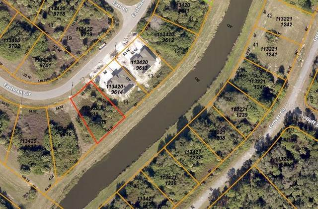 Eastman Circle, North Port, FL 34288 (MLS #A4469910) :: Team Bohannon Keller Williams, Tampa Properties