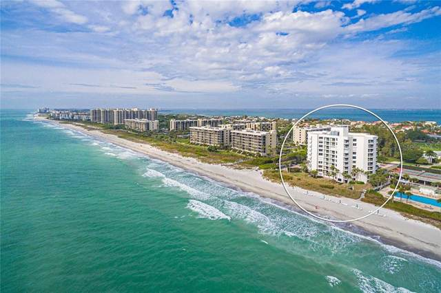 1050 Longboat Club Road #402, Longboat Key, FL 34228 (MLS #A4469935) :: Delta Realty Int