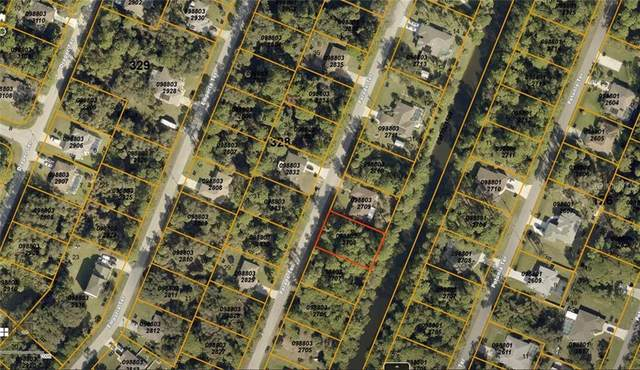 Parade Terrace, North Port, FL 34286 (MLS #A4469936) :: Rabell Realty Group