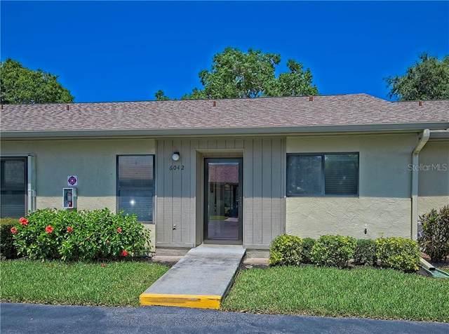 6042 27TH Street W C, Bradenton, FL 34207 (MLS #A4469972) :: Heart & Home Group