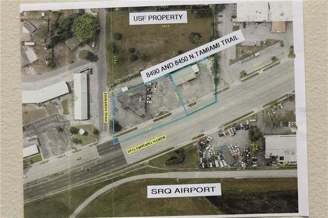 8490 & 8450 N Tamiami Trail, Sarasota, FL 34243 (MLS #A4469991) :: Dalton Wade Real Estate Group