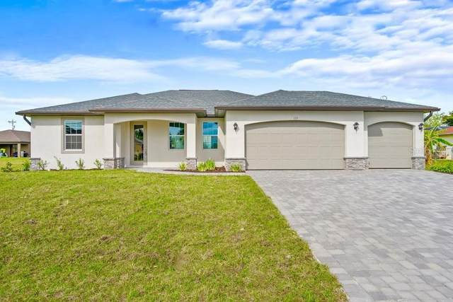 3495 Levee Street, North Port, FL 34288 (MLS #A4469993) :: Team Bohannon Keller Williams, Tampa Properties