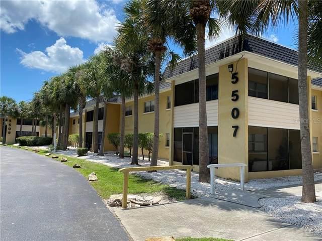 5507 Fountain Lake Circle B207, Bradenton, FL 34207 (MLS #A4470029) :: Heart & Home Group