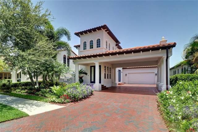 6020 Beacon Shores Street, Tampa, FL 33616 (MLS #A4470050) :: Team Bohannon Keller Williams, Tampa Properties