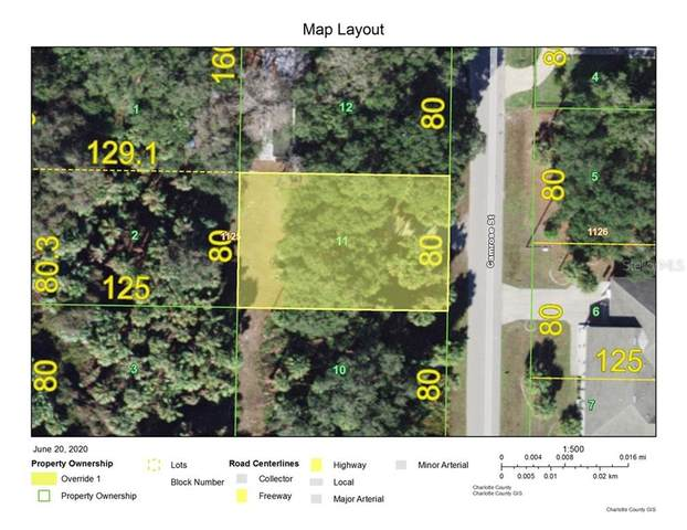 283 Camrose Street, Port Charlotte, FL 33954 (MLS #A4470273) :: Alpha Equity Team
