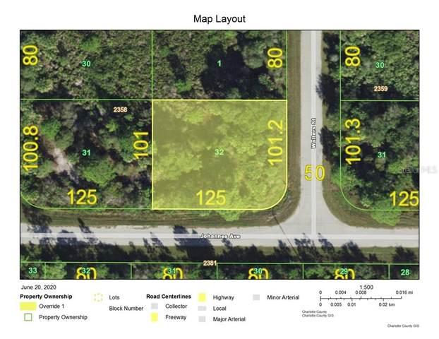 13108 Johannes Avenue, Port Charlotte, FL 33953 (MLS #A4470279) :: Medway Realty