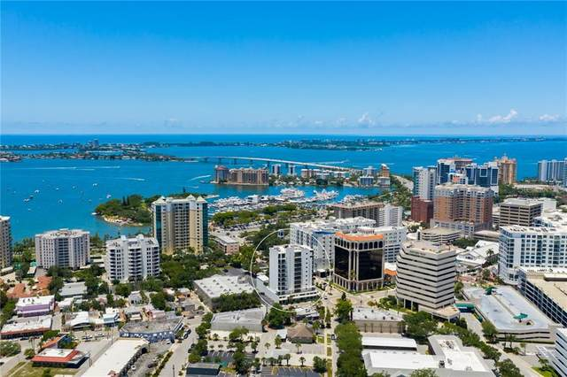 300 S Pineapple Avenue #601, Sarasota, FL 34236 (MLS #A4470350) :: Alpha Equity Team