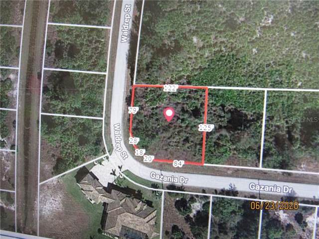 9613 Gazania-Corner Of Waldrep Street Drive, Port Charlotte, FL 33981 (MLS #A4470509) :: Griffin Group
