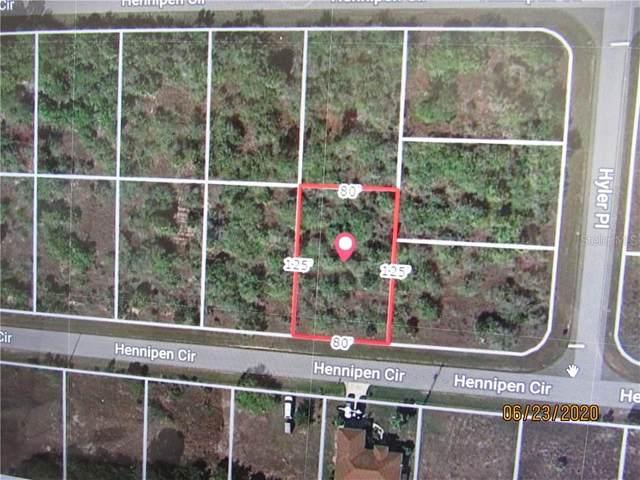 15417 Hennipen Circle, Port Charlotte, FL 33981 (MLS #A4470513) :: Premium Properties Real Estate Services