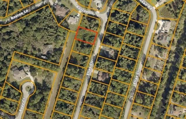 Elias Circle, North Port, FL 34288 (MLS #A4470524) :: Team Bohannon Keller Williams, Tampa Properties