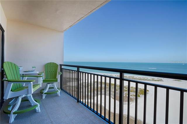 1270 Gulf Boulevard #1205, Clearwater, FL 33767 (MLS #A4470532) :: Burwell Real Estate