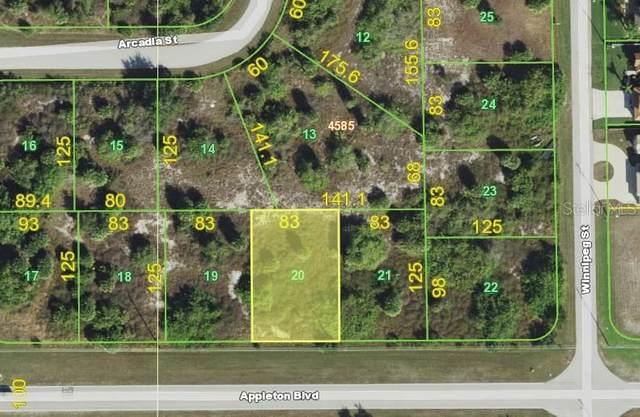 14012 Appleton Boulevard, Port Charlotte, FL 33981 (MLS #A4470629) :: Cartwright Realty