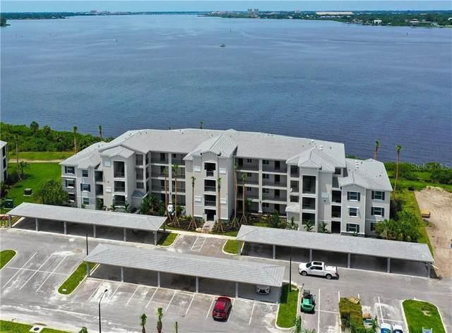 910 Tidewater Shores Loop #304, Bradenton, FL 34208 (MLS #A4470658) :: RE/MAX Premier Properties