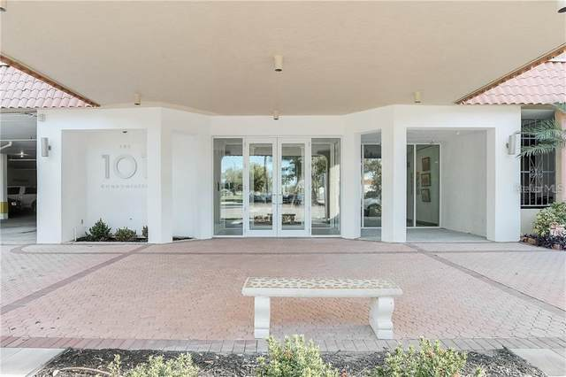 101 S Gulfstream Avenue 6J, Sarasota, FL 34236 (MLS #A4470675) :: Gate Arty & the Group - Keller Williams Realty Smart