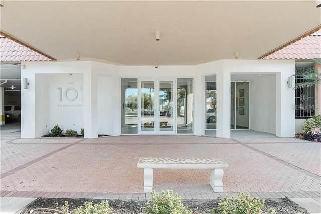 101 S Gulfstream Avenue 5G, Sarasota, FL 34236 (MLS #A4470677) :: Alpha Equity Team