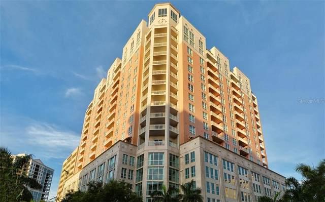 1350 Main Street #1108, Sarasota, FL 34236 (MLS #A4470774) :: Alpha Equity Team