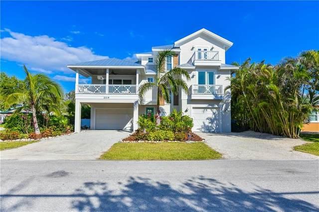 2119 Avenue B A, Bradenton Beach, FL 34217 (MLS #A4470799) :: Team Buky