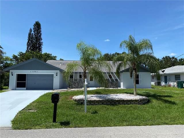 11441 Claggett Avenue, Port Charlotte, FL 33981 (MLS #A4470845) :: Premium Properties Real Estate Services