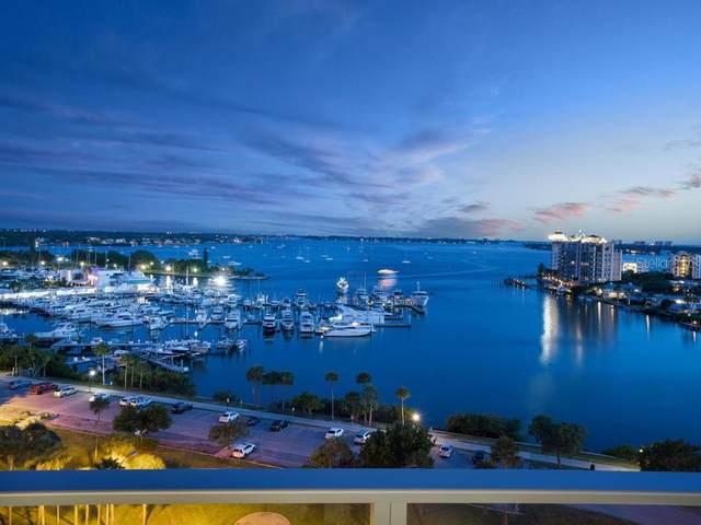 1155 N Gulfstream Avenue #1006, Sarasota, FL 34236 (MLS #A4470858) :: Zarghami Group