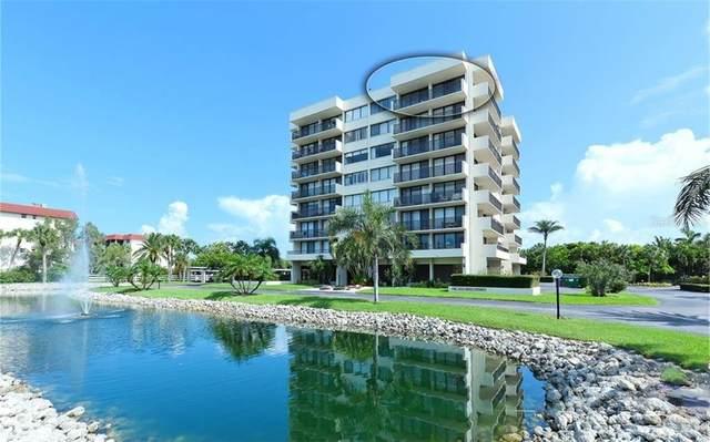 1001 Beach Road A-704, Sarasota, FL 34242 (MLS #A4470889) :: Team Borham at Keller Williams Realty