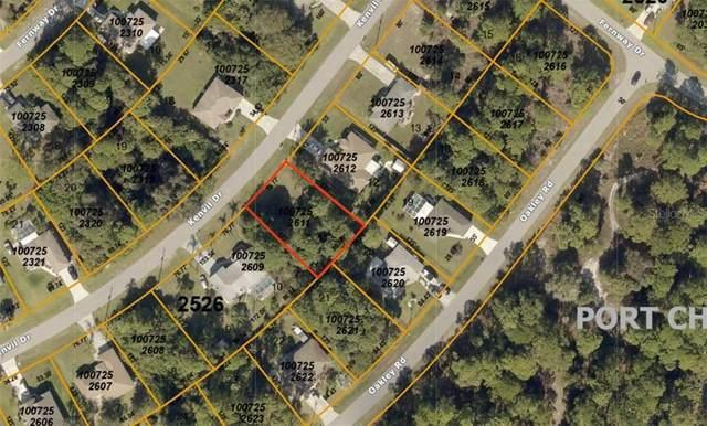 1007252611 Kenvil Drive, North Port, FL 34288 (MLS #A4470906) :: Team Bohannon Keller Williams, Tampa Properties