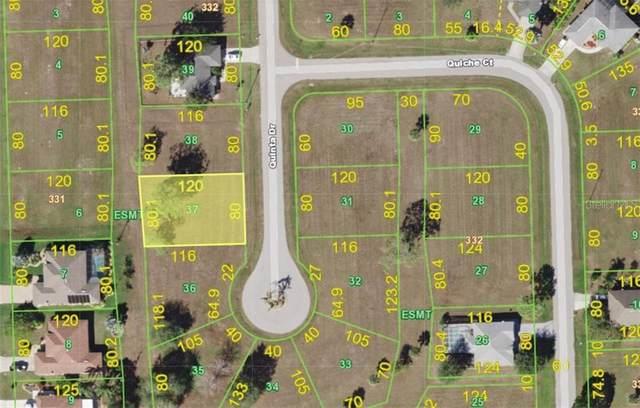 16071 Quinta Drive, Punta Gorda, FL 33955 (MLS #A4470911) :: Team Borham at Keller Williams Realty