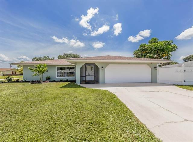 628 W Michigan Drive, Venice, FL 34293 (MLS #A4470913) :: Bustamante Real Estate