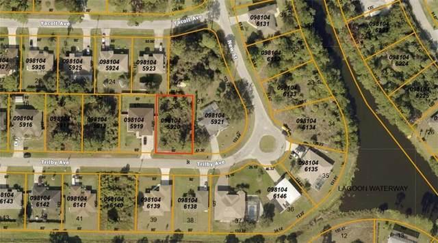 0981045920 Trilby Avenue, North Port, FL 34286 (MLS #A4470914) :: Team Borham at Keller Williams Realty