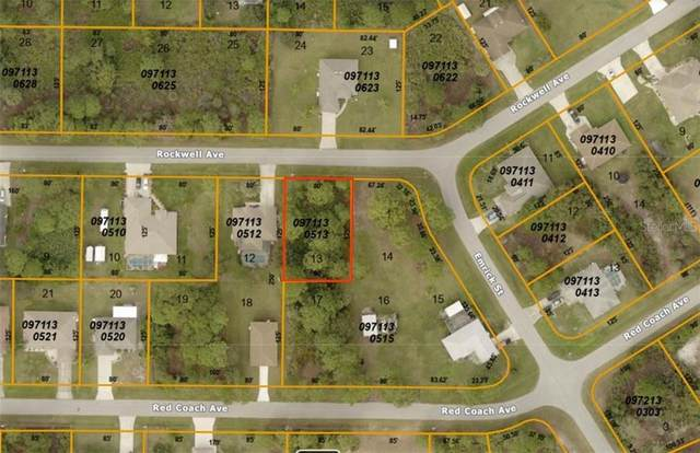 0971130513 Rockwell Avenue, North Port, FL 34291 (MLS #A4470925) :: Bustamante Real Estate