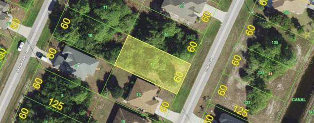 130 Thelma Drive, Rotonda West, FL 33947 (MLS #A4470938) :: Griffin Group
