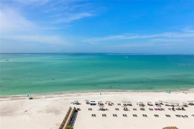 210 Sands Point Road #2807, Longboat Key, FL 34228 (MLS #A4470962) :: Carmena and Associates Realty Group