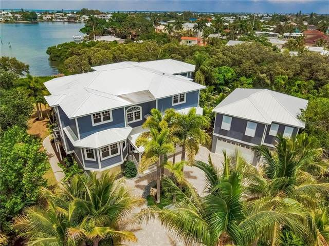 8027 Marina Isles Lane, Holmes Beach, FL 34217 (MLS #A4470993) :: Lucido Global of Keller Williams