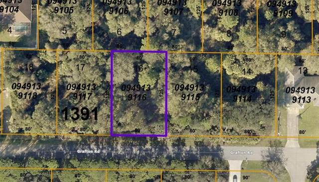 0949139116 Grafton Road, North Port, FL 34291 (MLS #A4471016) :: Alpha Equity Team