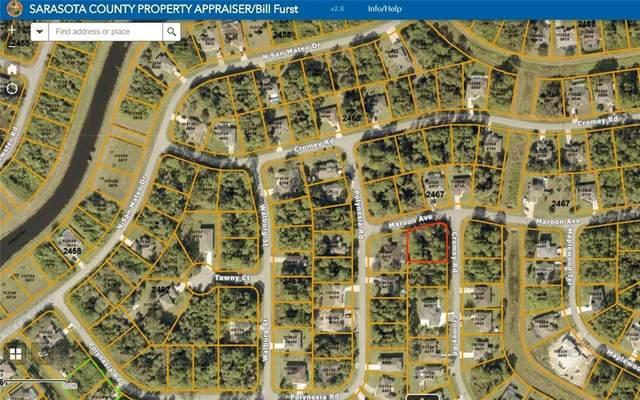 Cromey Road, North Port, FL 34288 (MLS #A4471056) :: Young Real Estate