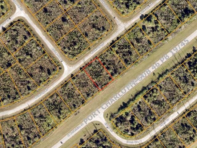 Boskoop Road, North Port, FL 34288 (MLS #A4471093) :: Team Bohannon Keller Williams, Tampa Properties